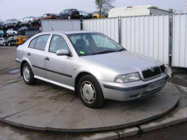 2003 skoda octavia 1.6 automatic related infomation,specifications